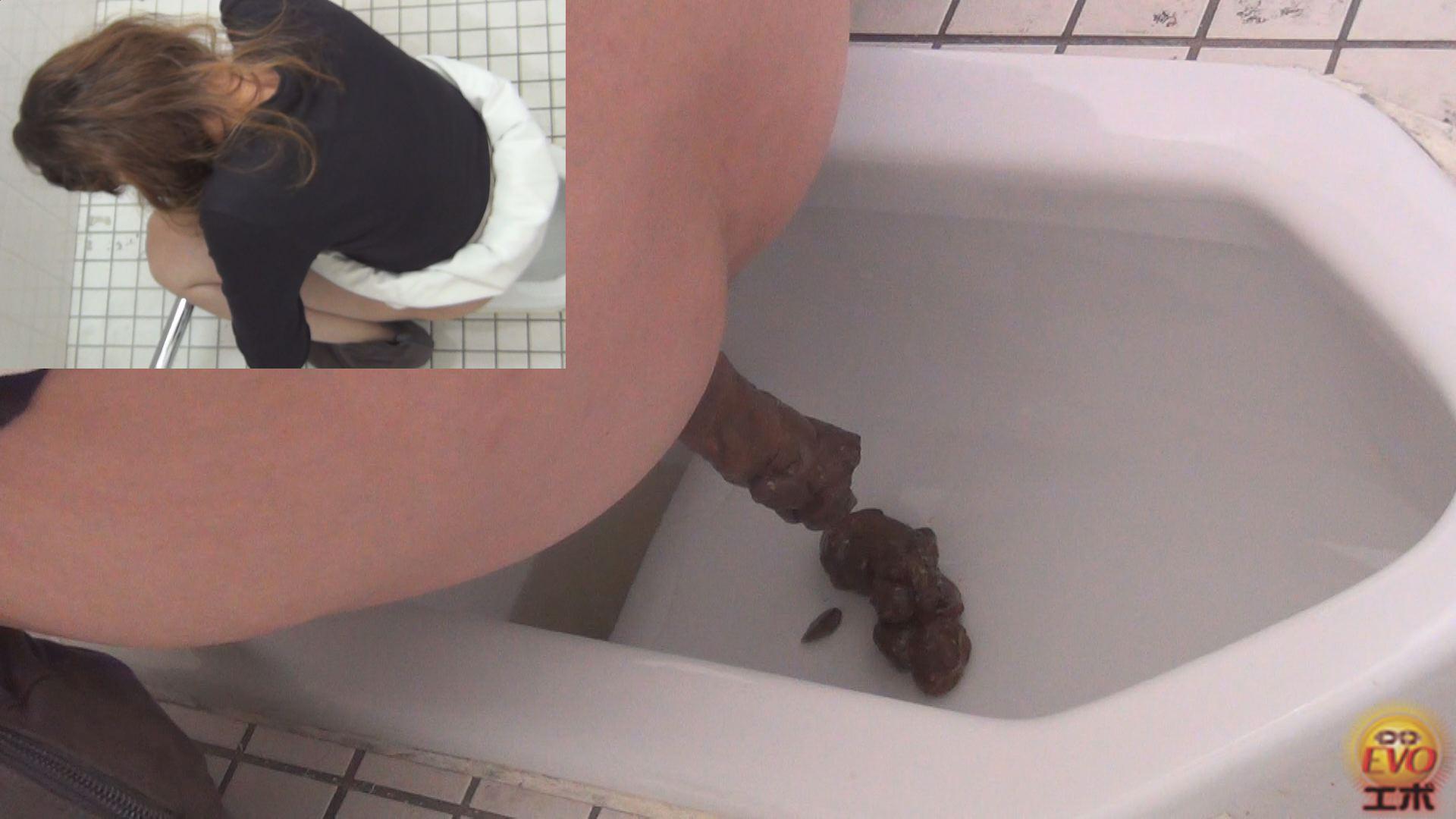 トイレを覗き画像