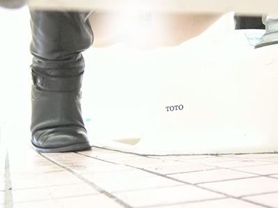 ブーツトイレ特集