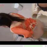 美女の下痢トイレ盗撮動画