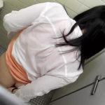 画像でうんこトイレ覗き見!後方拭きエロシーンが抜けるよねw