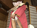 和式便所の使い方完全マニュアル 参 和服脱糞艶姿編