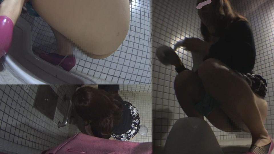追跡ストーカー・トイレ覗き3【委託作品】D.I.G