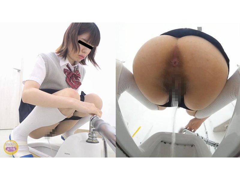 女子校生チャイムダッシュ!! おしっこ4