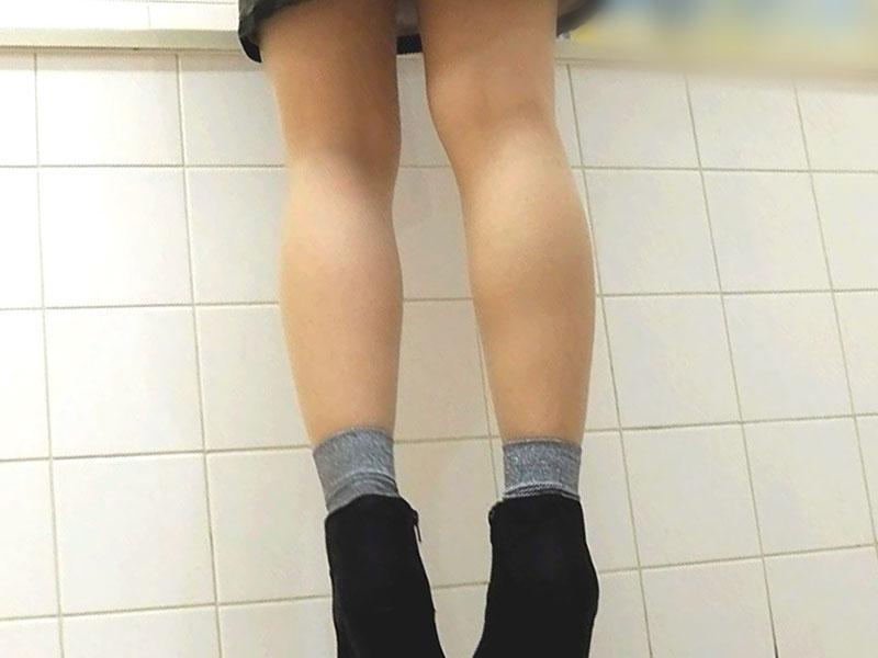 土屋太●激似 入室 丸見え【お銀さんの「洗面所突入レポート!!」98】