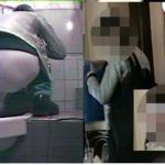 【トイレ】美少女の見事なウ〇コ