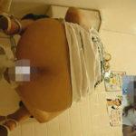 桃尻のオンパレード 和式後方撮り【日本全国洗面所盗撮 Vol.037】
