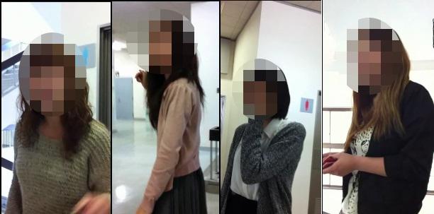 無修正 週末限定 大学トイレ手取り待ち伏せ盗撮 Ⅱ