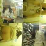 エディさんの 粘着撮!ストーキングトイレ File.035