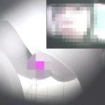 【てくの塾和式トイレ盗撮D1047T】体操部まどかちゃん19歳